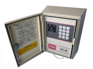 Toro IC-8 öntözés vezérlő automatika, az 1990-es évekből (forrás: www.summatrade.hu)