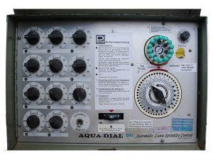 Perrot Aqua-Dial 511, 11-zónás hidraulikus vezérlő (forrás: www.summatrade.hu)